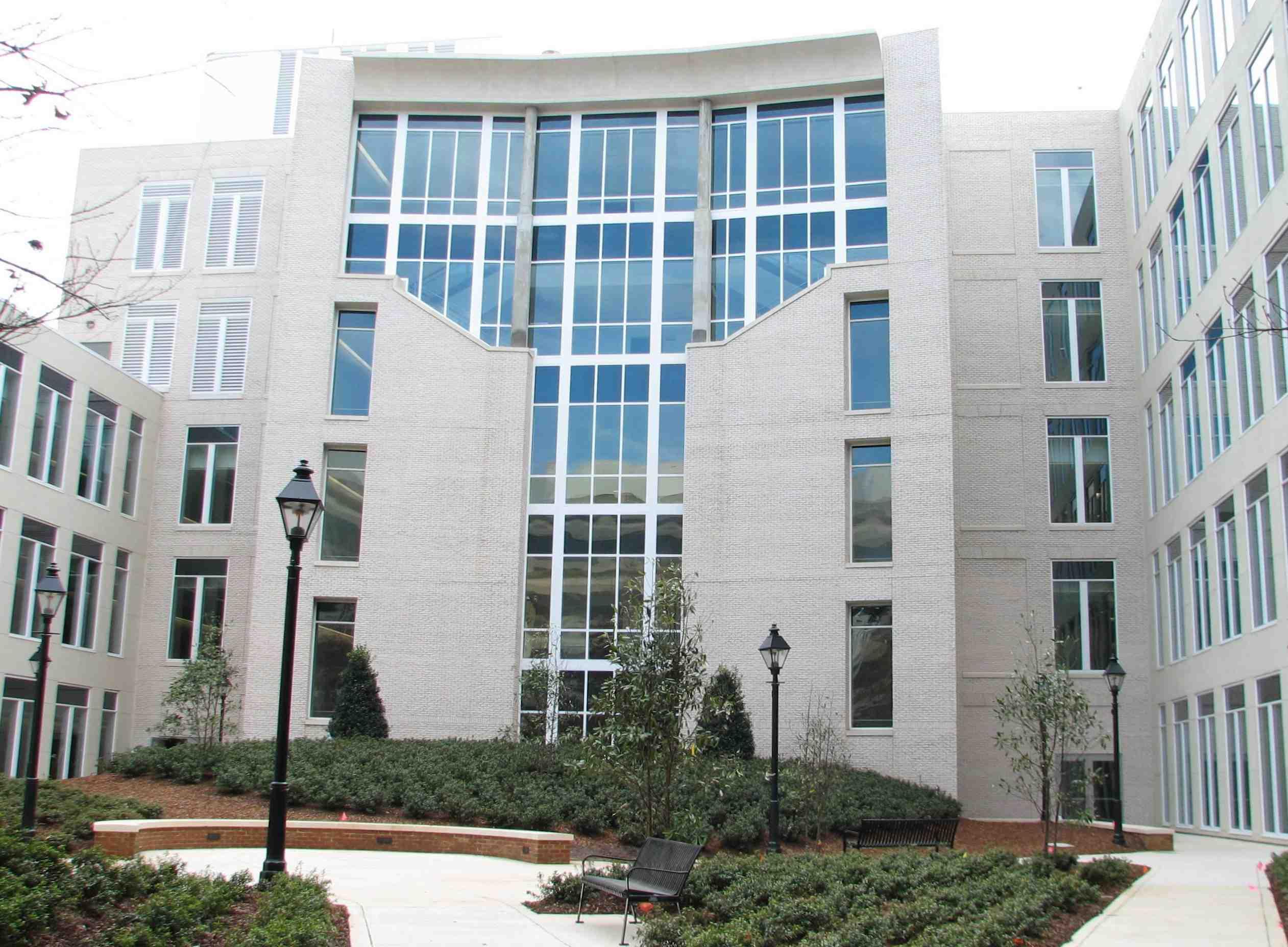Fairfax County Courthouse
