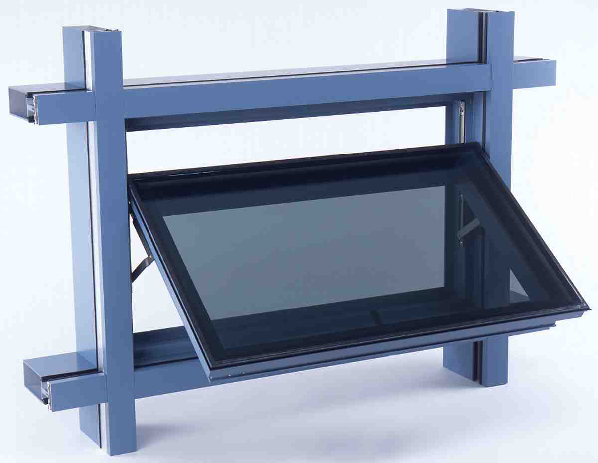 Tubelite 39 S 3700 Series Windows Manufactured With EcoLuminum Recycled Alum