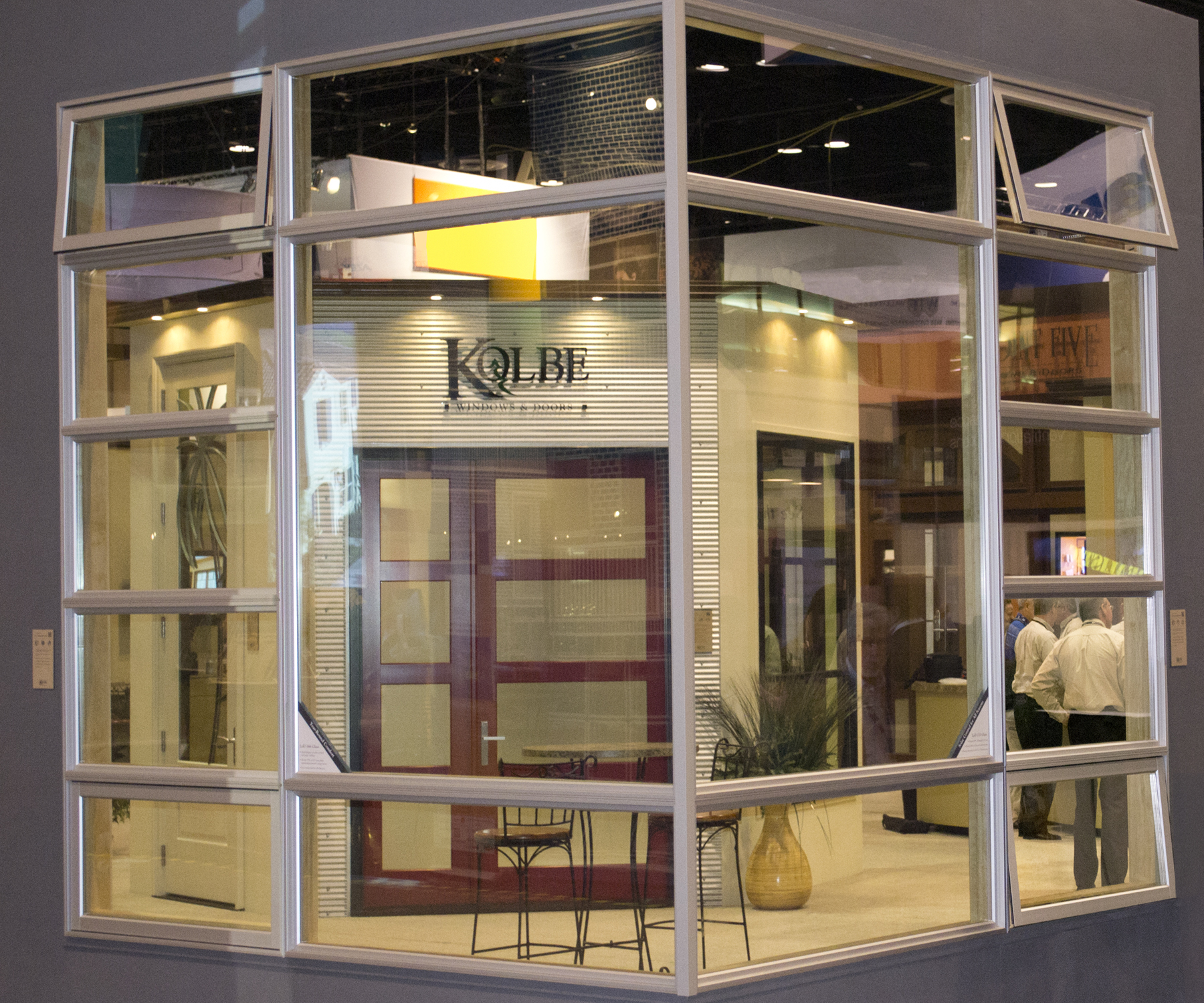 Heather West PR » Client news: Kolbe\'s AIA booth features ...