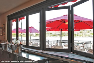 Heather West PR » Client news: Cafe Deluxe features Kolbe windows ...
