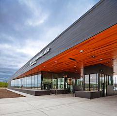 Port of Entry in Warroad, Minnesota