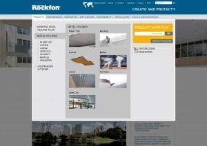 ROCKFON_website