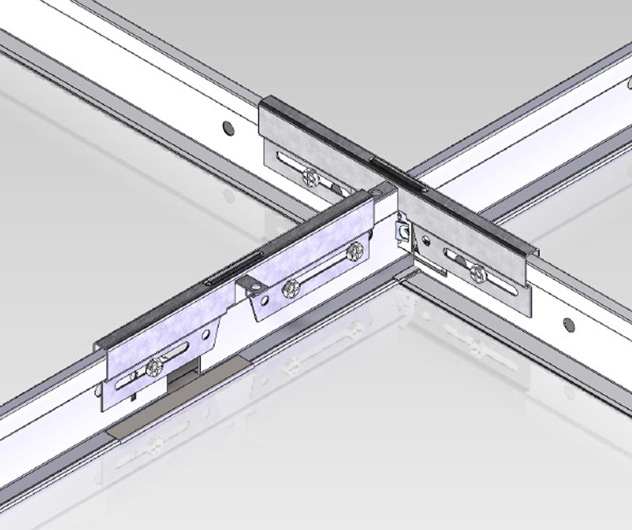 Chicago Metallic Ceiling Grid System Integralbook Com